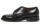オールデン プレーントゥ コードバン ブラック (ALDEN 53511)