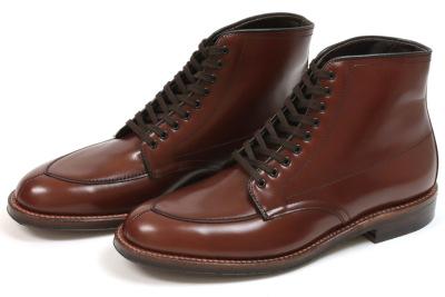 オールデン アルゴンカン・ブーツ ハンターブラウン (ALDEN D9928)