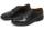 オールデン プレーントゥ クロムエクセル ブラック ドレスラバーソール (ALDEN N5403)