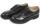 オールデン Vチップ カーフ ブラック ドレスラバーソール (ALDEN N8605)