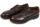 オールデン Vチップ カーフ ダークブラウン ドレスラバーソール (ALDEN N8606)